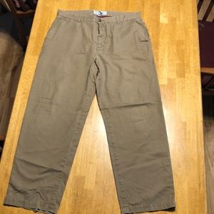 Men's old navy khakis